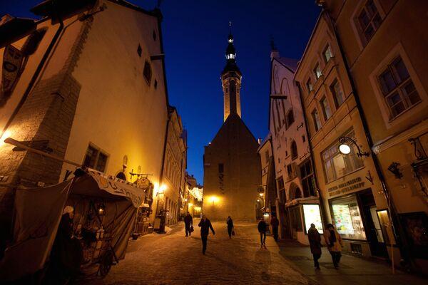 Estonia, Tallinn - Sputnik International