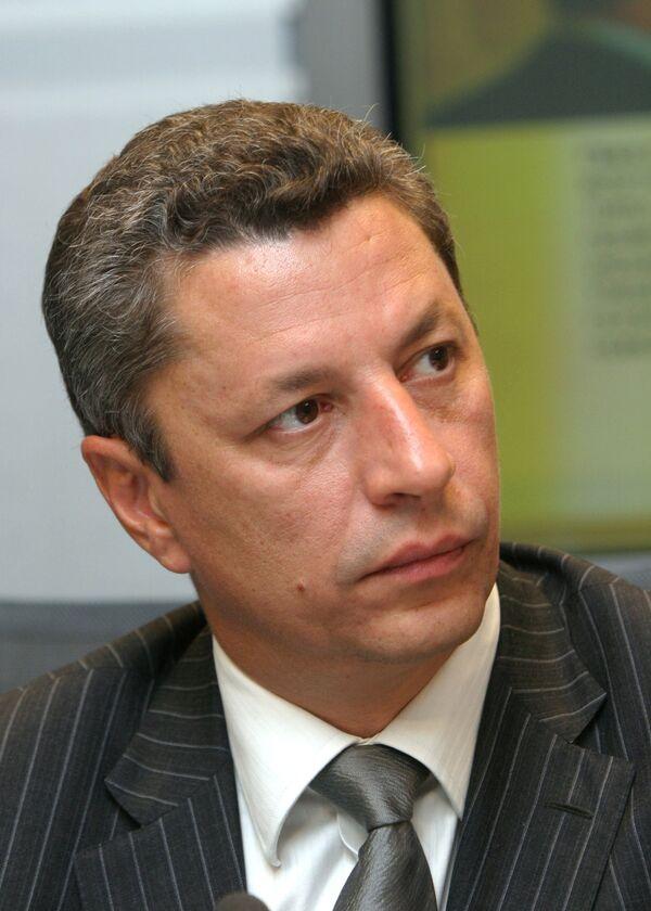 Ukrainian Energy Minister Yuriy Boyko - Sputnik International
