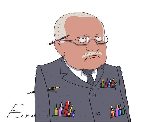 A pen for the president! - Sputnik International