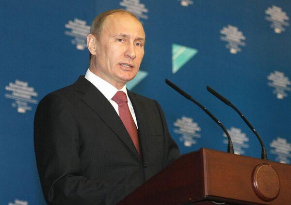 Russia's premier Vladimir Putin - Sputnik International