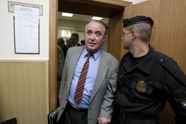 Dzhugashvili lost both the previous Ekho Moskvy suit and a similar suit against the liberal Novaya Gazeta newspaper. - Sputnik International