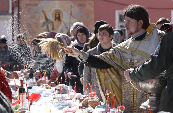 Easter celebrations. Arcive - Sputnik International