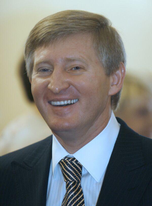 Ukrainian tycoon Rinat Akhmetov - Sputnik International