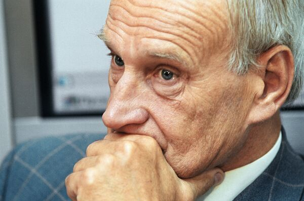 Sergei Baranovsky - Sputnik International