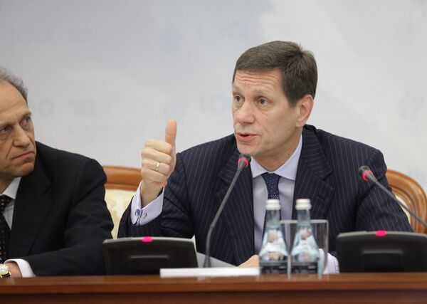 Alexander Zhukov - Sputnik International