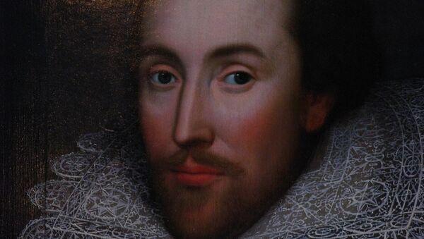 William Shakespeare's portrait - Sputnik International