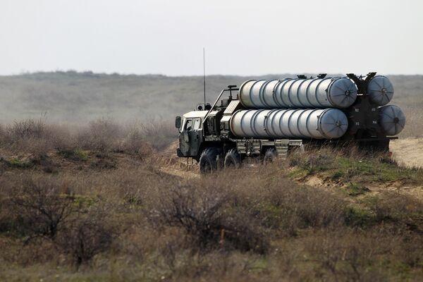 S-300 air defence missile system - Sputnik International