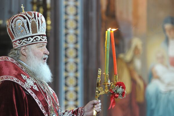 Patriarch Kirill of Moscow and All Russia - Sputnik International