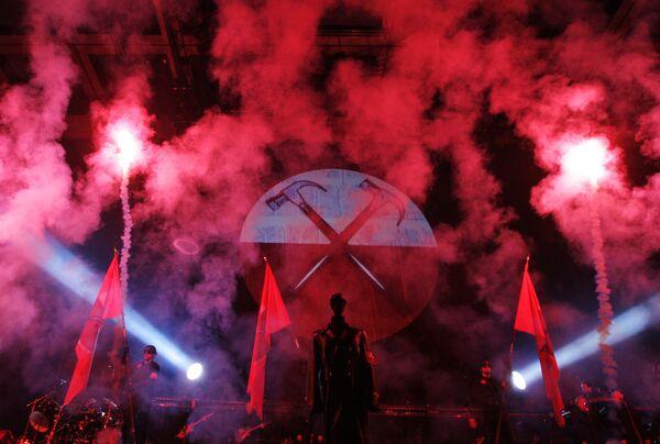 Pink Floyd's Roger Waters performs in Moscow - Sputnik International
