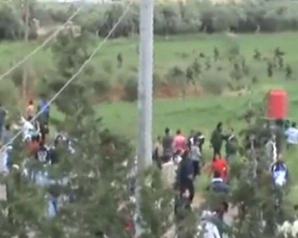 Syrian Arrmy Enter Southern Town of Daraa  - Sputnik International