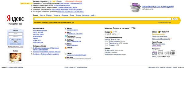 Yandex - Sputnik International