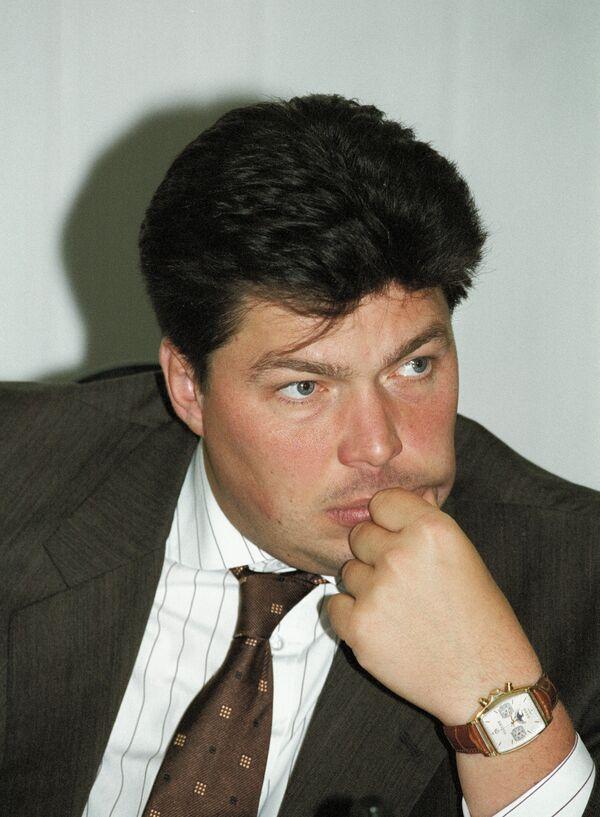 Mikhail Margelov - Sputnik International