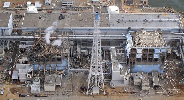 Radiation levels drop in Japan's troubled reactor - Sputnik International