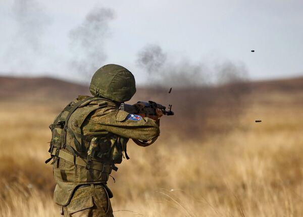 SCO anti-terror drill. Archive - Sputnik International