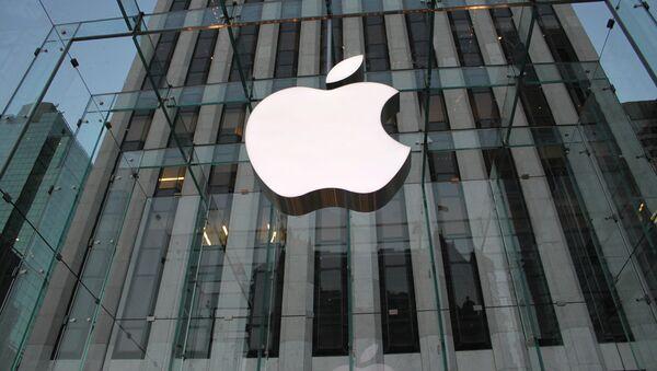 Apple beats Google in 'war of global brands' - Sputnik International