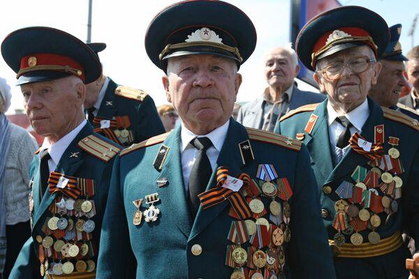 Victory Day in Russian Towns - Sputnik International