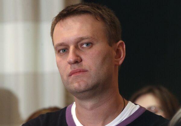 Alexei Navalny - Sputnik International