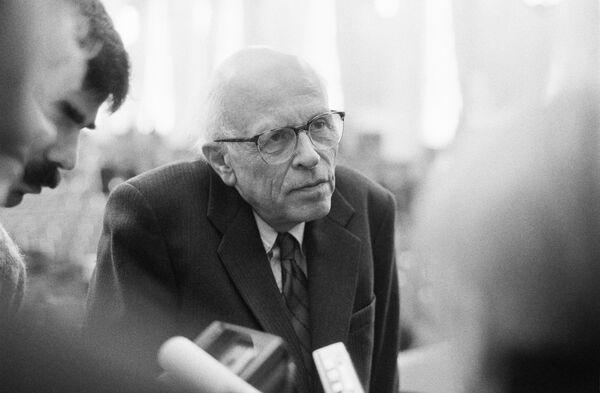 Andrei Sakharov - deputy and dissident - Sputnik International