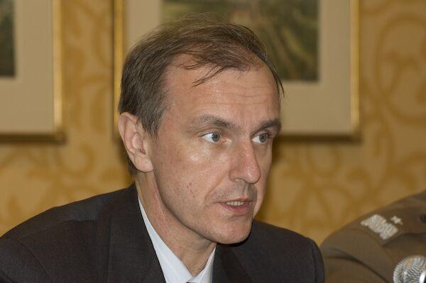 Polish Defense Minister Bogdan Klikh - Sputnik International