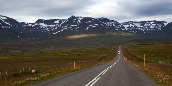 Iceland is famous for it's many active volcano locations - Sputnik International