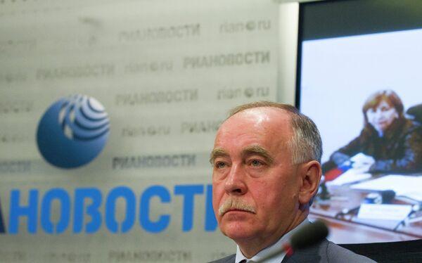 Russia's anti-narcotics chief Viktor Ivanov - Sputnik International