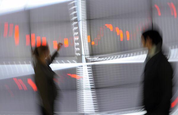 Markets watchdog uncovers bond trading scams - Sputnik International