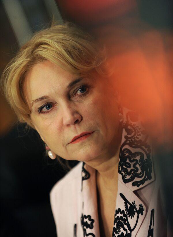 Natalia Zakharova - Sputnik International