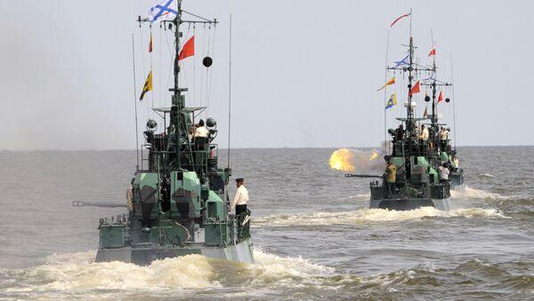 Russia's Caspian Flotilla - Sputnik International
