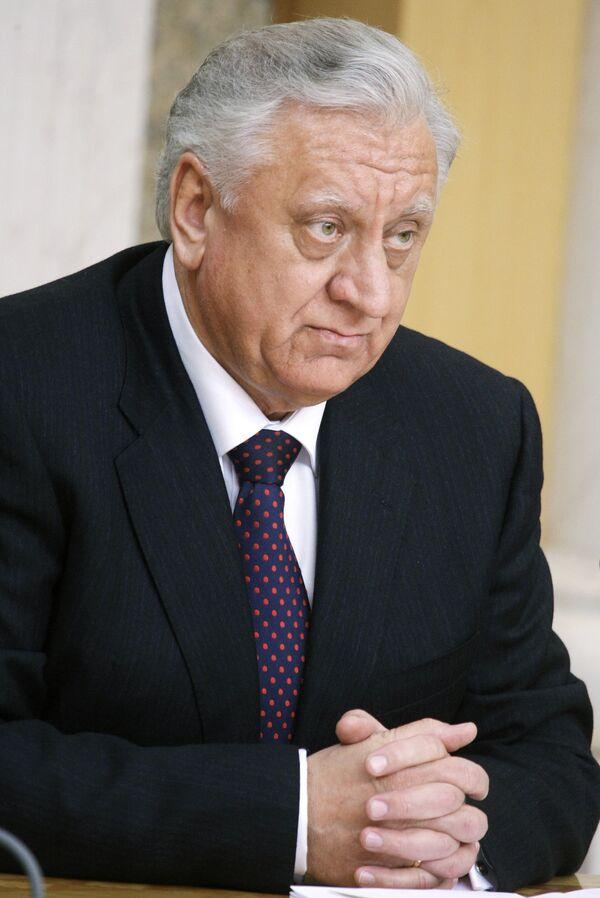 Mikhail Myasnikovich - Sputnik International