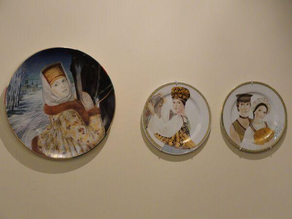 Works by artist from the Imperial Porcelain Manufactory - Sputnik International