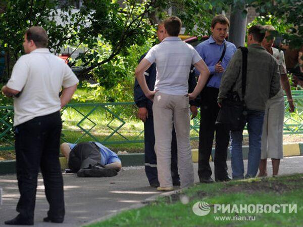 Ex-colonel Budanov shot dead in Moscow - Sputnik International