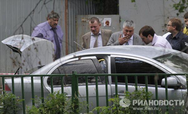 Бывший полковник Юрий Буданов убит в Москве - Sputnik International