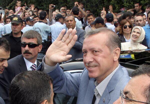 Recep Tayyip Erdogan - Sputnik International