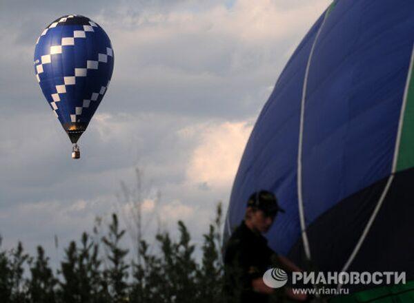 Russian hot air balloon championships - Sputnik International
