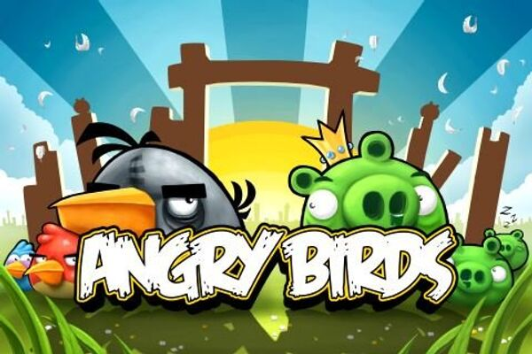 Angry Birds - Sputnik International