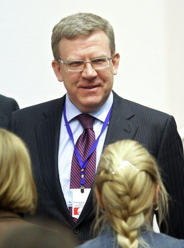 Russian Finance Minister Alexei Kudrin - Sputnik International