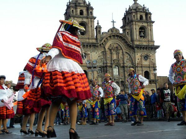 Peru tourists sights - Sputnik International
