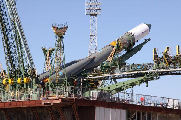 Progress M-11M space freighter launched into orbit - Sputnik International