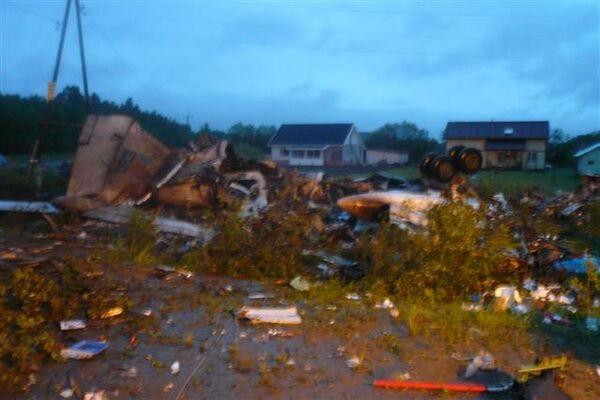 Passenger plane crash lands in Russia's north; at least 5 injured - Sputnik International