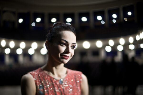 Vishneva to celebrate her 15 years on stage with a ballet gala and exhibition - Sputnik International