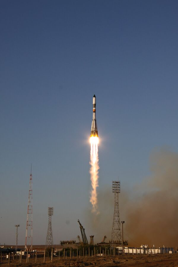 Russia launches Cosmos-series military satellite. Archive. - Sputnik International
