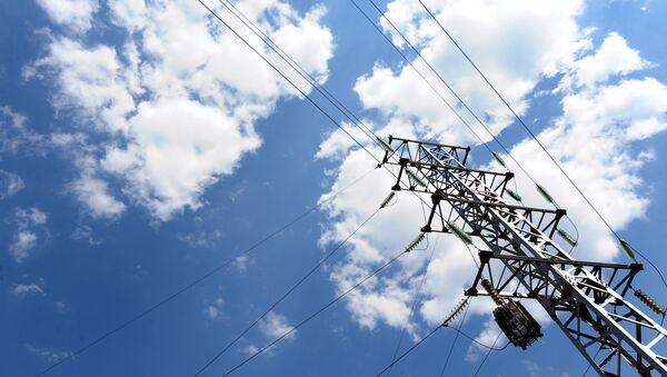 Russia warns Belarus on electricity debt - Sputnik International