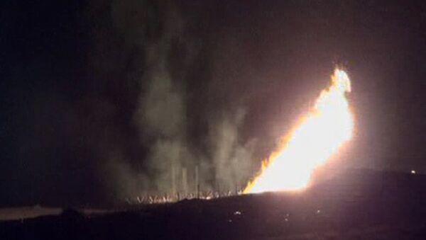 Major Egyptian gas pipeline sabotaged  - Sputnik International