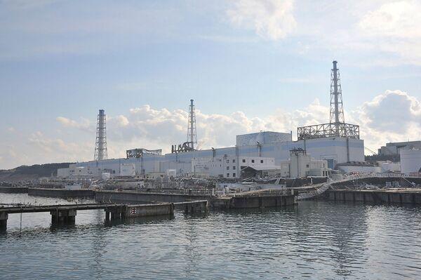 TEPCO halts Fukushima water decontamination system after chemical leak - Sputnik International
