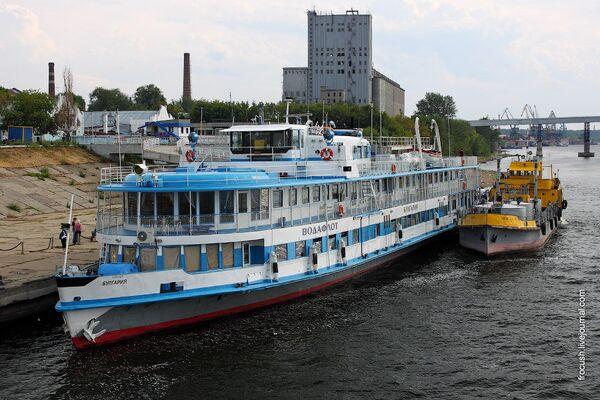 Cruise ship Bulgaria - Sputnik International