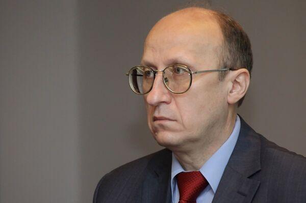 Deputy Defense Minister Mikhail Mokretsov - Sputnik International