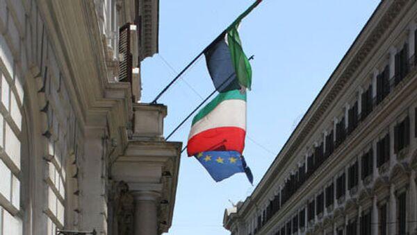 Moody's postpones decision on Italy's downgrade for month - Sputnik International