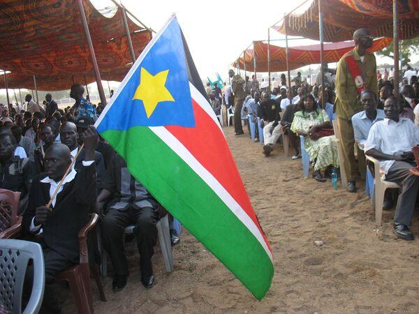 South Sudan - Sputnik International