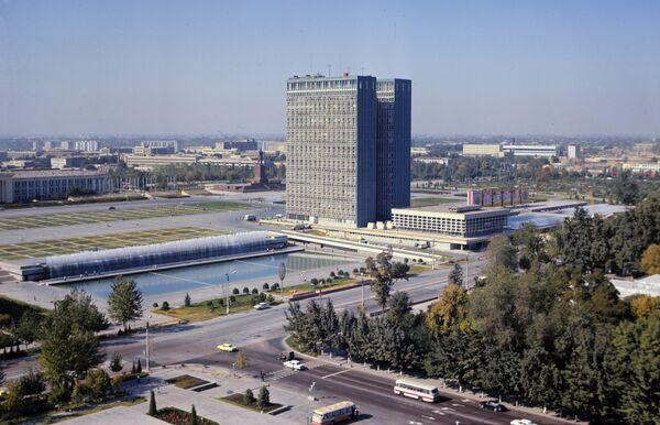 View of Tashkent - Sputnik International