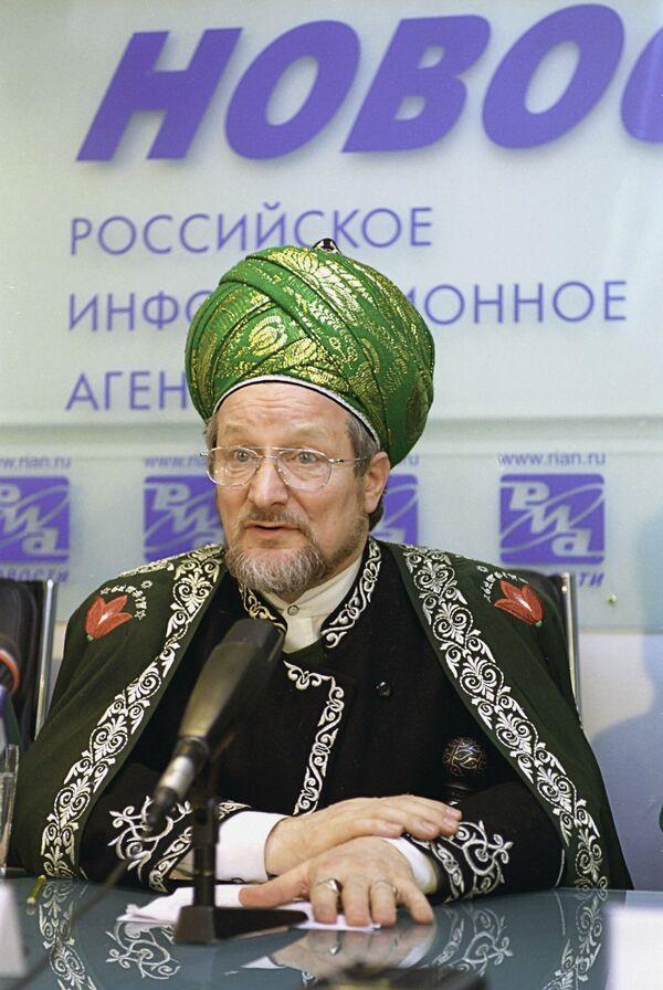 Talgat Tadzhuddin - Sputnik International